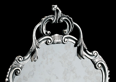 Argento Sfumato Nero
