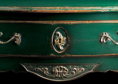 Verde Inglese Antik